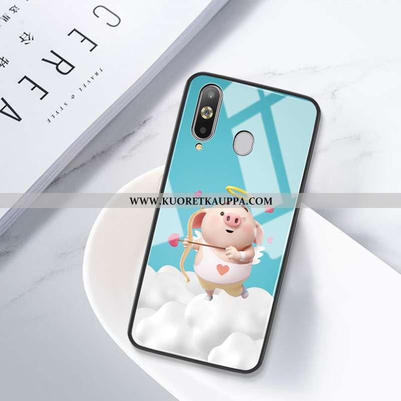 Kuori Samsung Galaxy A8s, Kuoret Samsung Galaxy A8s, Kotelo Samsung Galaxy A8s Luova Sarjakuva Tähti