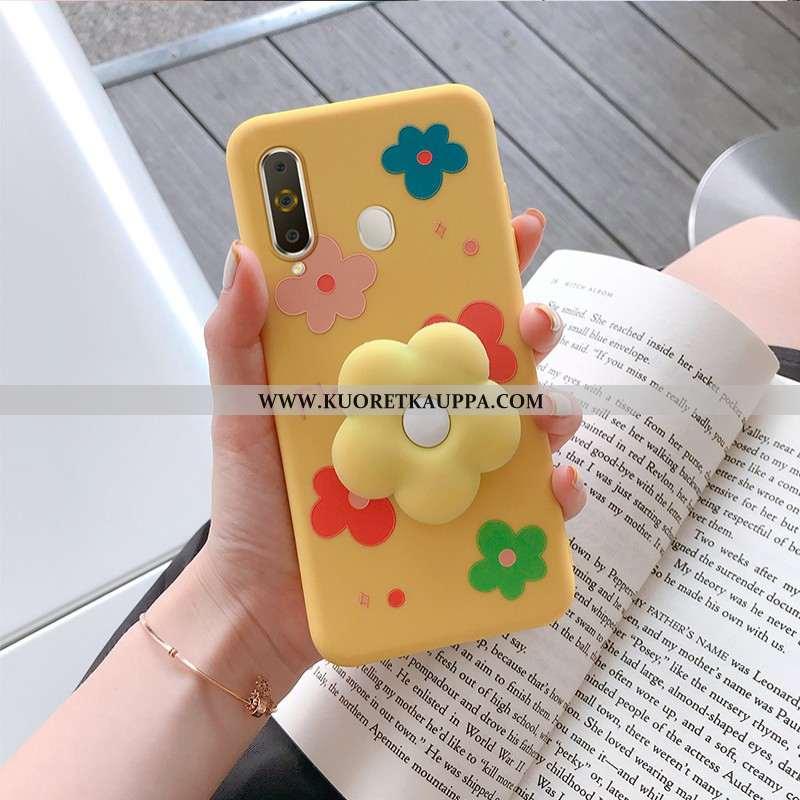 Kuori Samsung Galaxy A8s, Kuoret Samsung Galaxy A8s, Kotelo Samsung Galaxy A8s Sarjakuva Ihana Maala