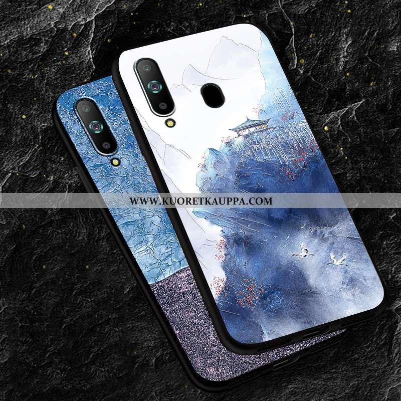 Kuori Samsung Galaxy A8s, Kuoret Samsung Galaxy A8s, Kotelo Samsung Galaxy A8s Silikoni Suojaus Uusi
