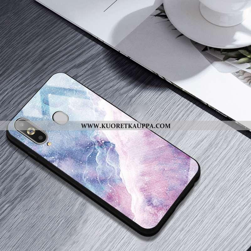 Kuori Samsung Galaxy A8s, Kuoret Samsung Galaxy A8s, Kotelo Samsung Galaxy A8s Suojaus Lasi Jauhe Yk