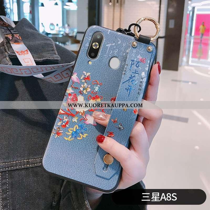 Kuori Samsung Galaxy A8s, Kuoret Samsung Galaxy A8s, Kotelo Samsung Galaxy A8s Valo Silikoni Suojaus