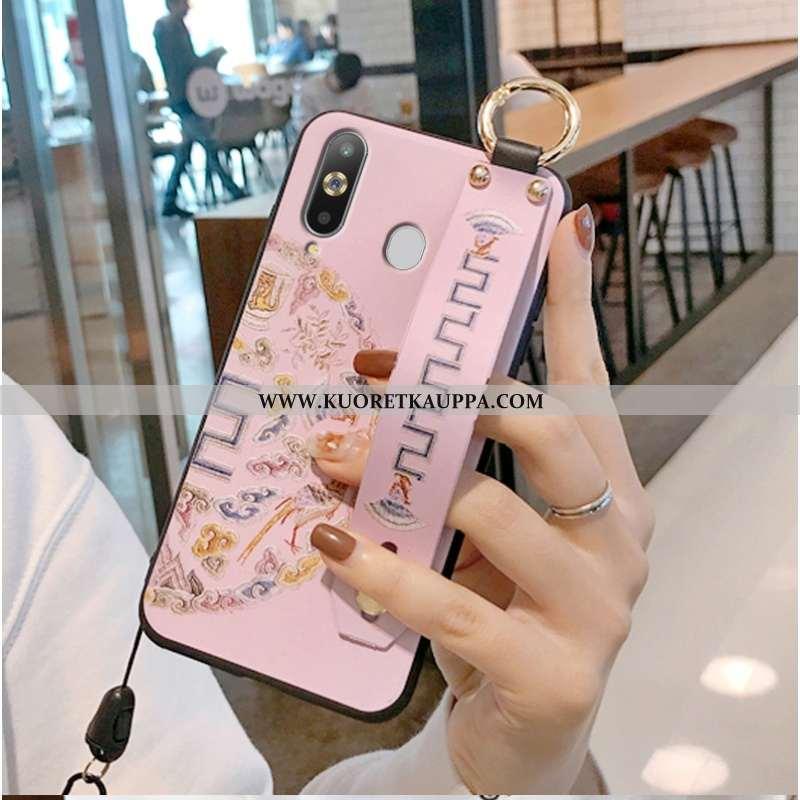 Kuori Samsung Galaxy A8s, Kuoret Samsung Galaxy A8s, Kotelo Samsung Galaxy A8s Vuosikerta Kukkakuvio