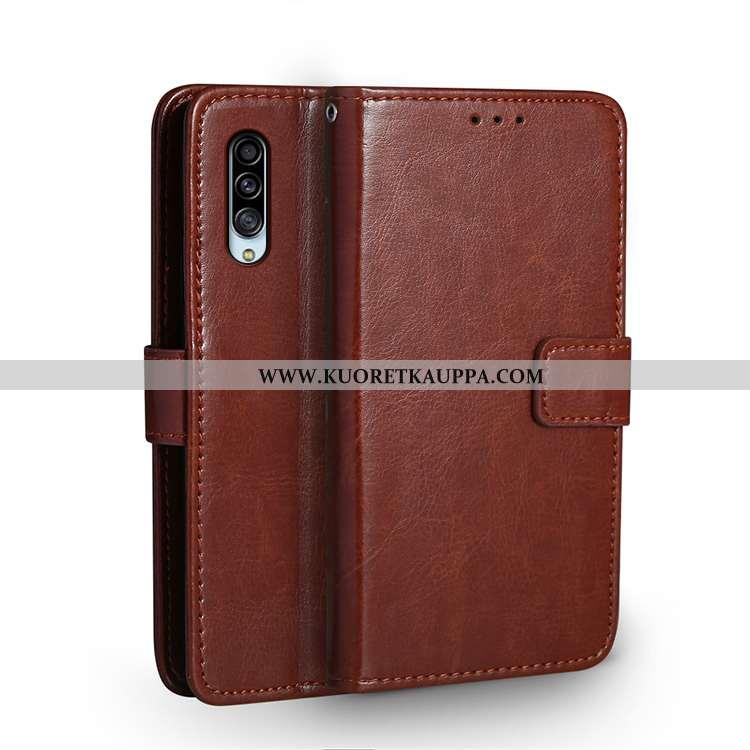 Kuori Samsung Galaxy A90 5g, Kuoret Samsung Galaxy A90 5g, Kotelo Samsung Galaxy A90 5g Luova Salkku