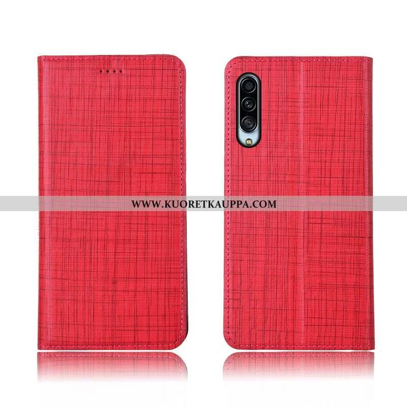 Kuori Samsung Galaxy A90 5g, Kuoret Samsung Galaxy A90 5g, Kotelo Samsung Galaxy A90 5g Nahkakuori A