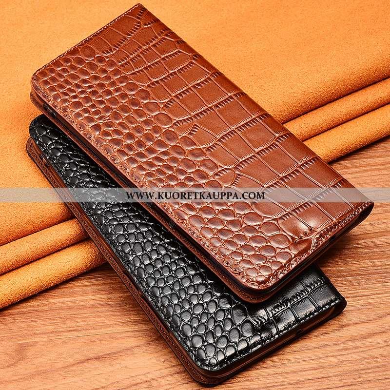 Kuori Samsung Galaxy A90 5g, Kuoret Samsung Galaxy A90 5g, Kotelo Samsung Galaxy A90 5g Nahkakuori P