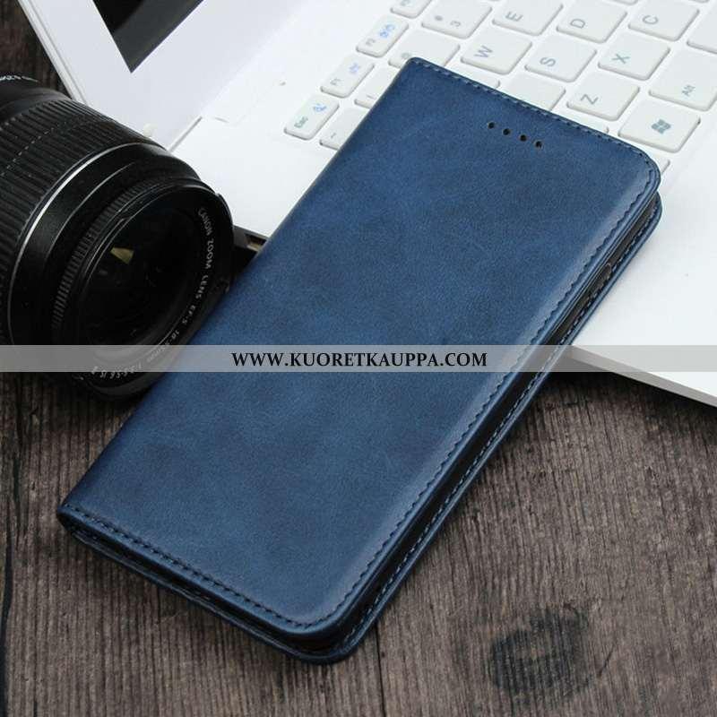 Kuori Samsung Galaxy A90 5g, Kuoret Samsung Galaxy A90 5g, Kotelo Samsung Galaxy A90 5g Nahkakuori V