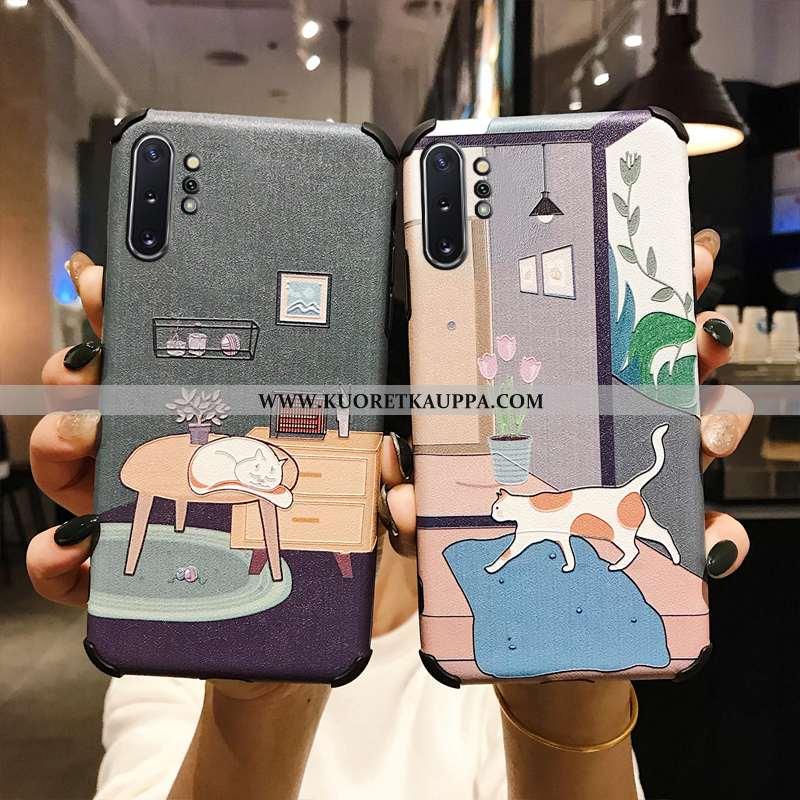 Kuori Samsung Galaxy Note 10+, Kuoret Samsung Galaxy Note 10+, Kotelo Samsung Galaxy Note 10+ Kukkak