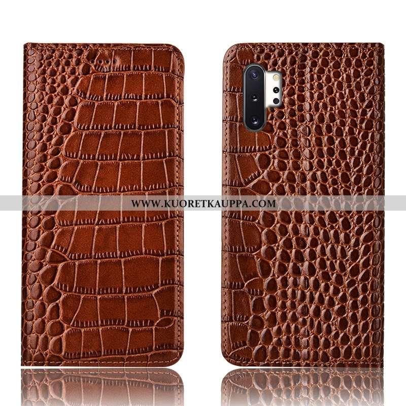 Kuori Samsung Galaxy Note 10+, Kuoret Samsung Galaxy Note 10+, Kotelo Samsung Galaxy Note 10+ Nahkak