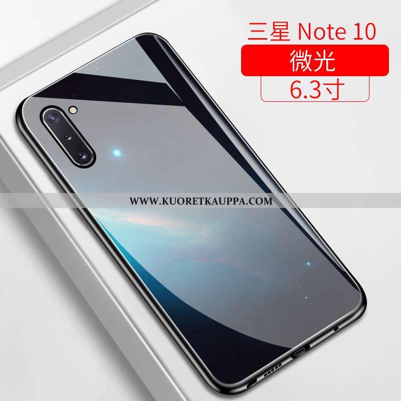 Kuori Samsung Galaxy Note 10, Kuoret Samsung Galaxy Note 10, Kotelo Samsung Galaxy Note 10 Valo Sili