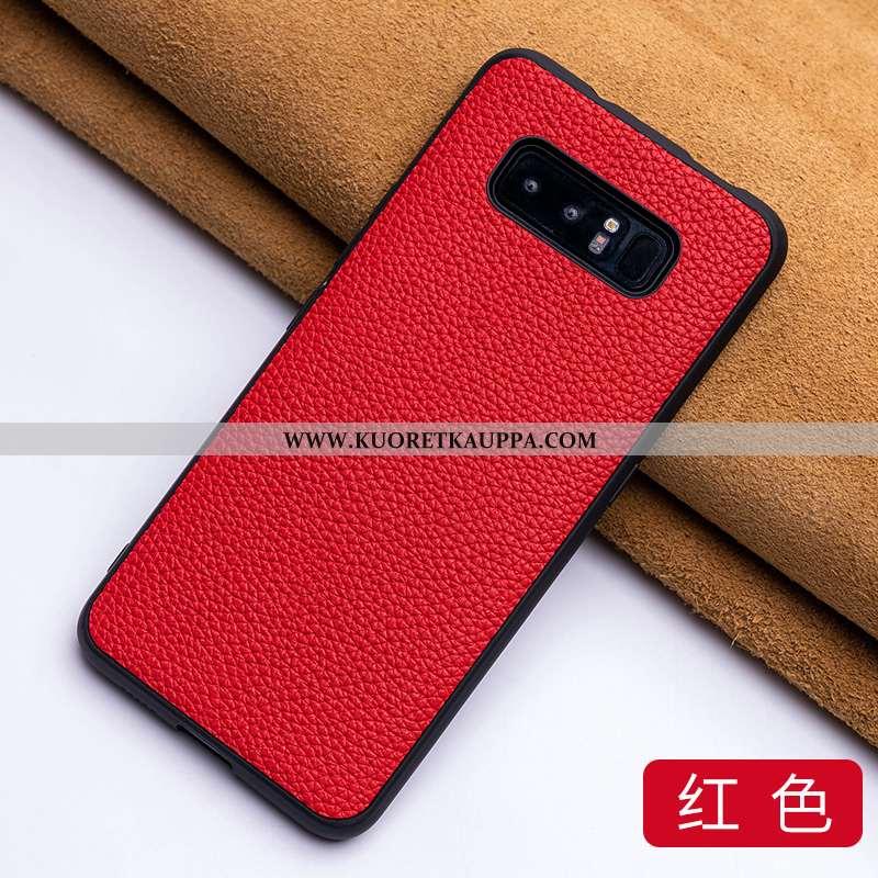 Kuori Samsung Galaxy Note 8, Kuoret Samsung Galaxy Note 8, Kotelo Samsung Galaxy Note 8 Nahka Suunta