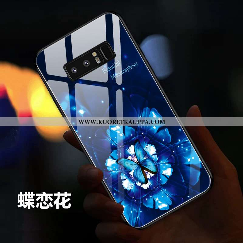 Kuori Samsung Galaxy Note 8, Kuoret Samsung Galaxy Note 8, Kotelo Samsung Galaxy Note 8 Valo Silikon