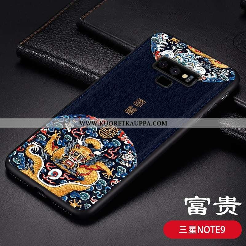 Kuori Samsung Galaxy Note 9, Kuoret Samsung Galaxy Note 9, Kotelo Samsung Galaxy Note 9 Nahkakuori P