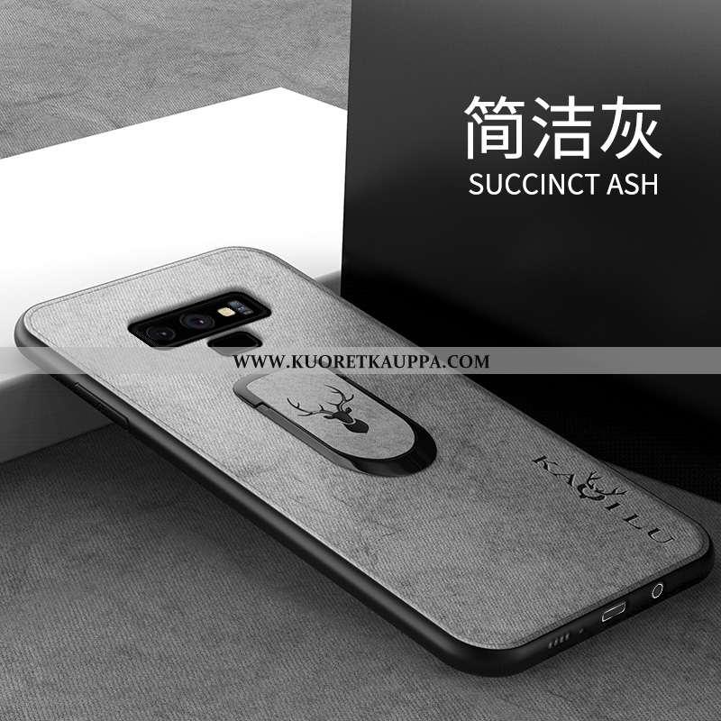 Kuori Samsung Galaxy Note 9, Kuoret Samsung Galaxy Note 9, Kotelo Samsung Galaxy Note 9 Pesty Suede