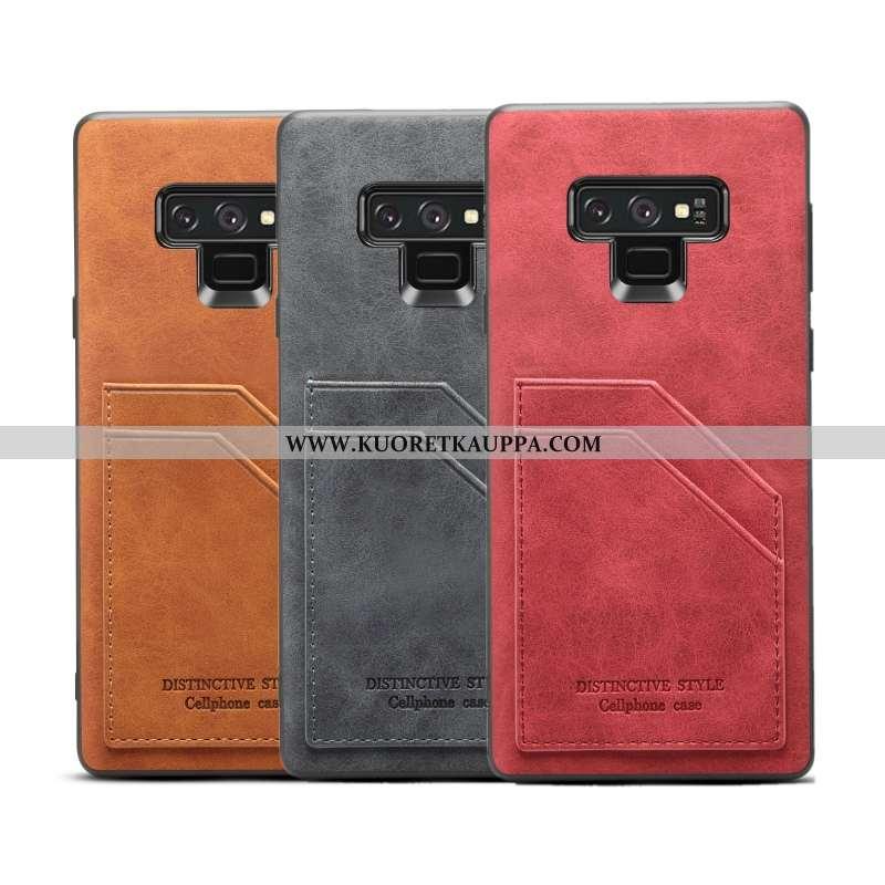 Kuori Samsung Galaxy Note 9, Kuoret Samsung Galaxy Note 9, Kotelo Samsung Galaxy Note 9 Suojaus Pehm