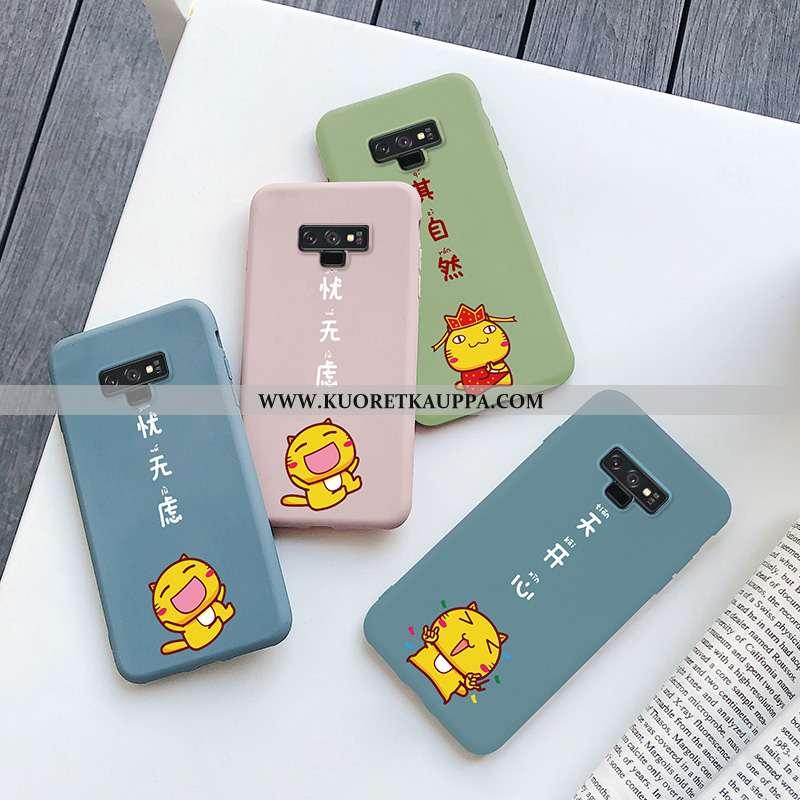 Kuori Samsung Galaxy Note 9, Kuoret Samsung Galaxy Note 9, Kotelo Samsung Galaxy Note 9 Valo Silikon