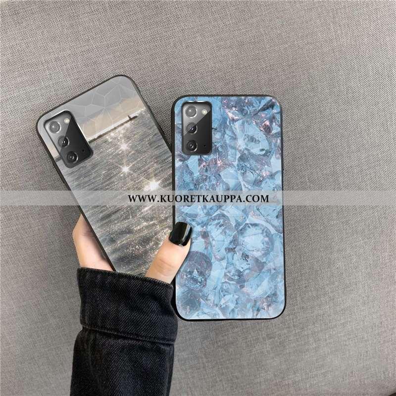 Kuori Samsung Galaxy Note20, Kuoret Samsung Galaxy Note20, Kotelo Samsung Galaxy Note20 Kukkakuvio S