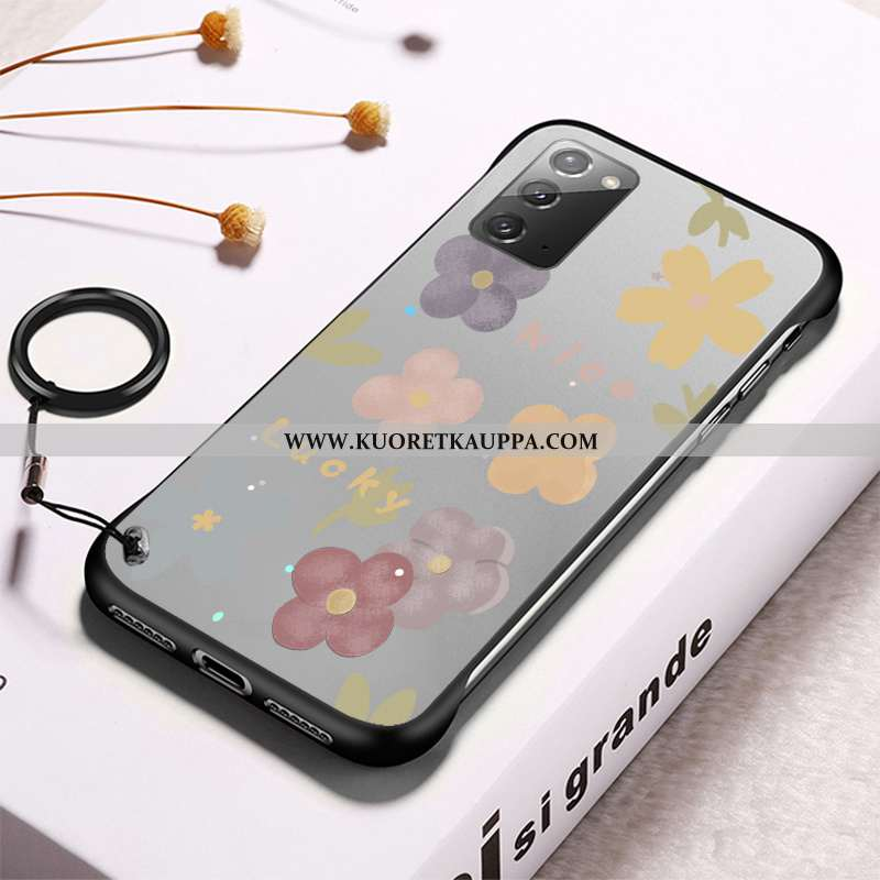 Kuori Samsung Galaxy Note20, Kuoret Samsung Galaxy Note20, Kotelo Samsung Galaxy Note20 Läpinäkyvä K