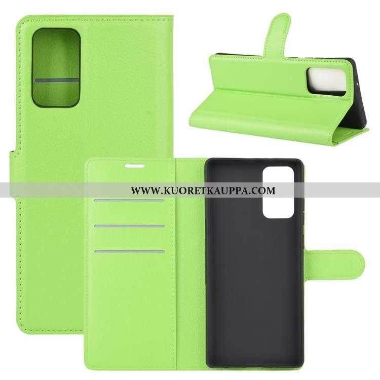 Kuori Samsung Galaxy Note20, Kuoret Samsung Galaxy Note20, Kotelo Samsung Galaxy Note20 Nahkakuori P