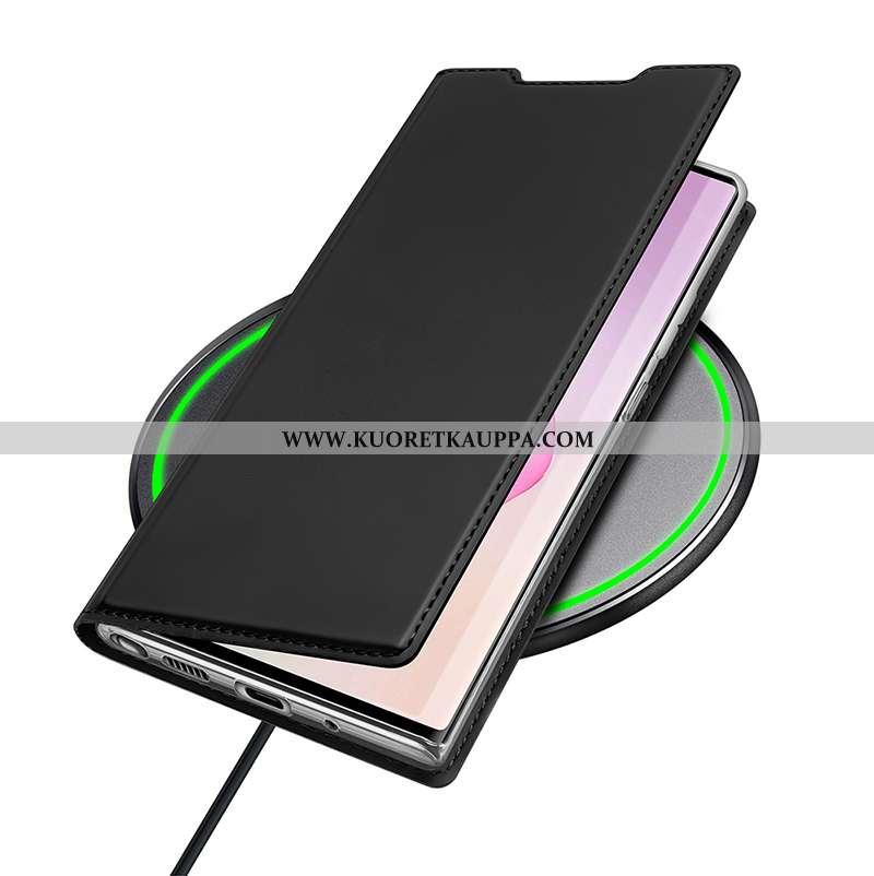 Kuori Samsung Galaxy Note20, Kuoret Samsung Galaxy Note20, Kotelo Samsung Galaxy Note20 Nahkakuori U