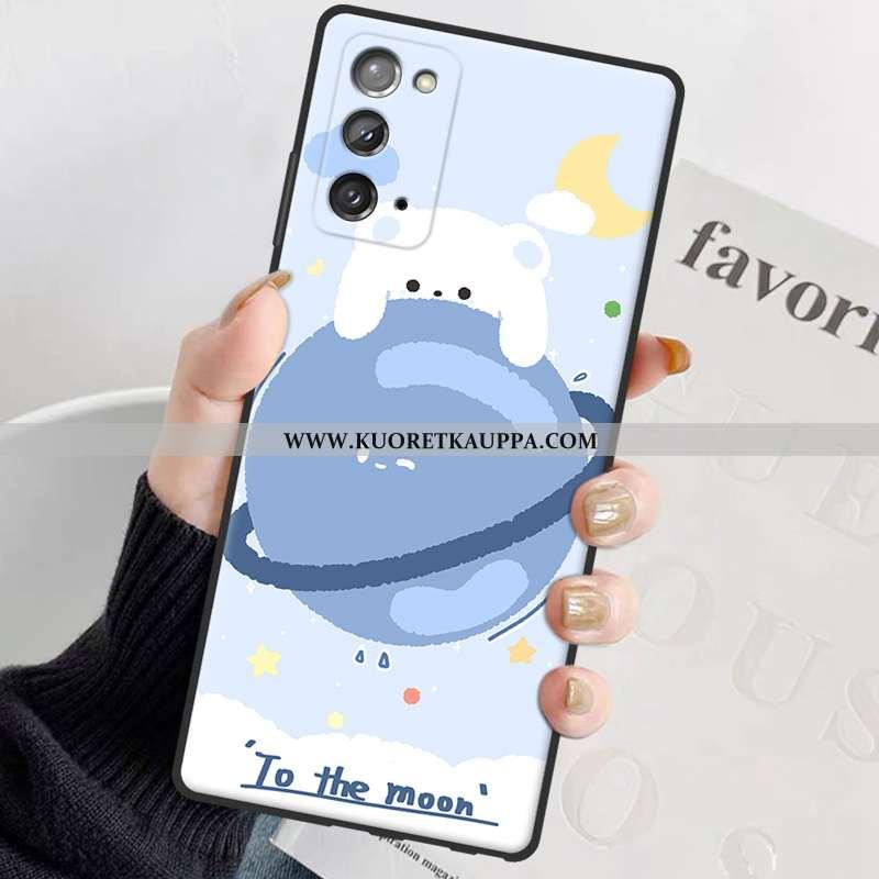 Kuori Samsung Galaxy Note20, Kuoret Samsung Galaxy Note20, Kotelo Samsung Galaxy Note20 Pehmeä Neste