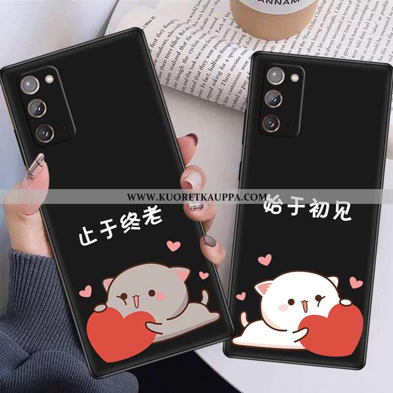 Kuori Samsung Galaxy Note20, Kuoret Samsung Galaxy Note20, Kotelo Samsung Galaxy Note20 Silikoni Pes