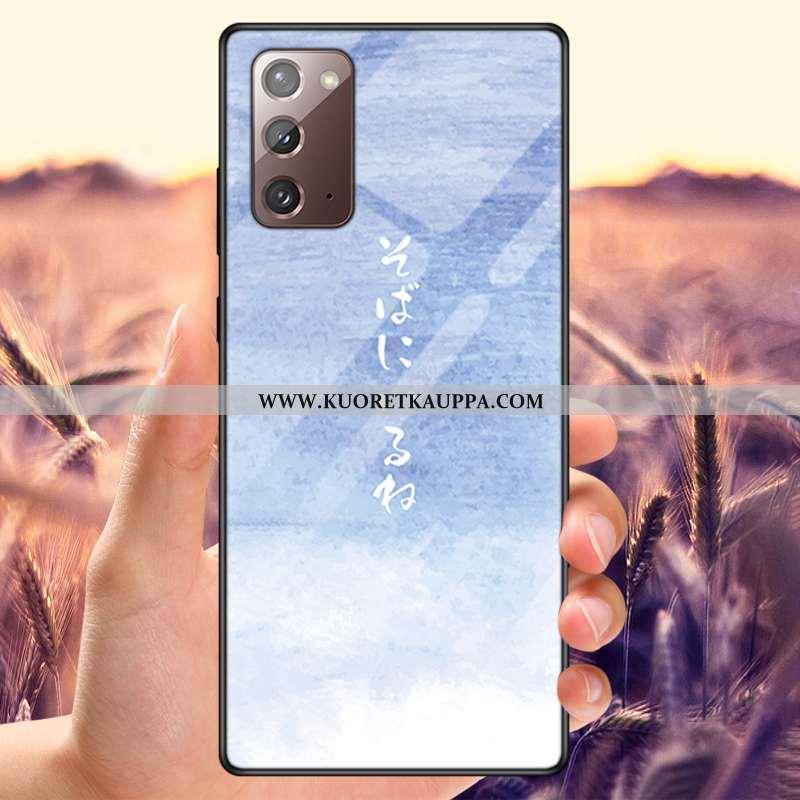 Kuori Samsung Galaxy Note20, Kuoret Samsung Galaxy Note20, Kotelo Samsung Galaxy Note20 Suojaus Lasi