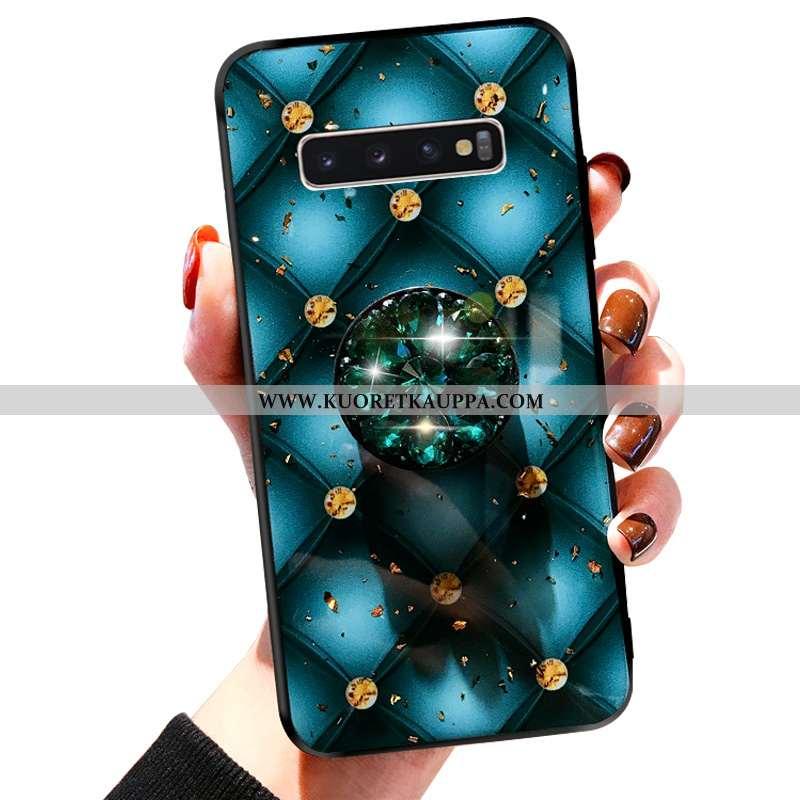Kuori Samsung Galaxy S10+, Kuoret Samsung Galaxy S10+, Kotelo Samsung Galaxy S10+ Luova Ihana Puheli
