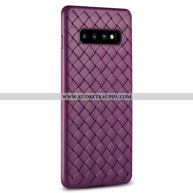 Kuori Samsung Galaxy S10+, Kuoret Samsung Galaxy S10+, Kotelo Samsung Galaxy S10+ Pehmeä Neste Silik