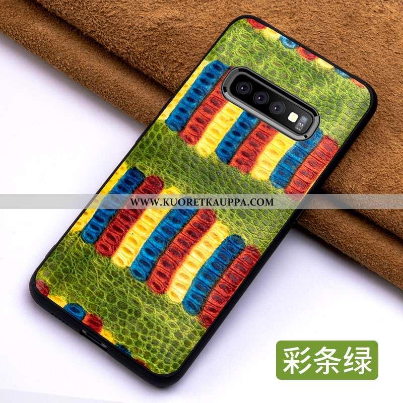 Kuori Samsung Galaxy S10, Kuoret Samsung Galaxy S10, Kotelo Samsung Galaxy S10 Persoonallisuus Luova