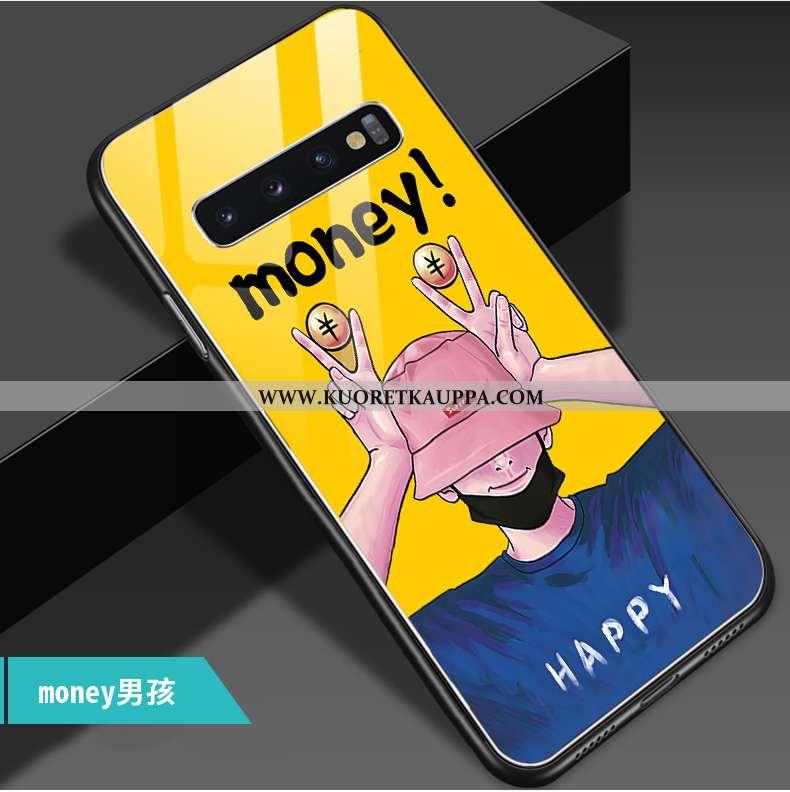 Kuori Samsung Galaxy S10, Kuoret Samsung Galaxy S10, Kotelo Samsung Galaxy S10 Sarjakuva Suuntaus Al