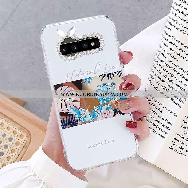 Kuori Samsung Galaxy S10, Kuoret Samsung Galaxy S10, Kotelo Samsung Galaxy S10 Silikoni Suojaus Pers