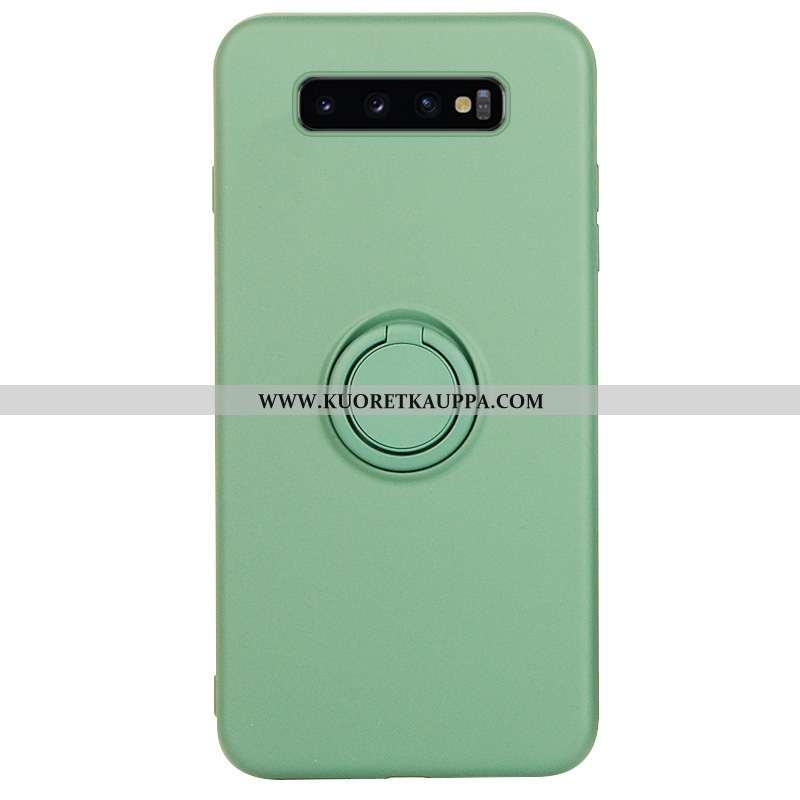 Kuori Samsung Galaxy S10, Kuoret Samsung Galaxy S10, Kotelo Samsung Galaxy S10 Silikoni Suojaus Puhe
