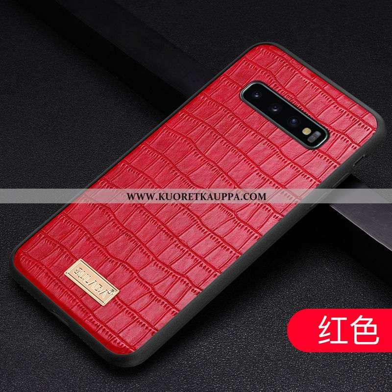 Kuori Samsung Galaxy S10, Kuoret Samsung Galaxy S10, Kotelo Samsung Galaxy S10 Suojaus Luova Liiketo