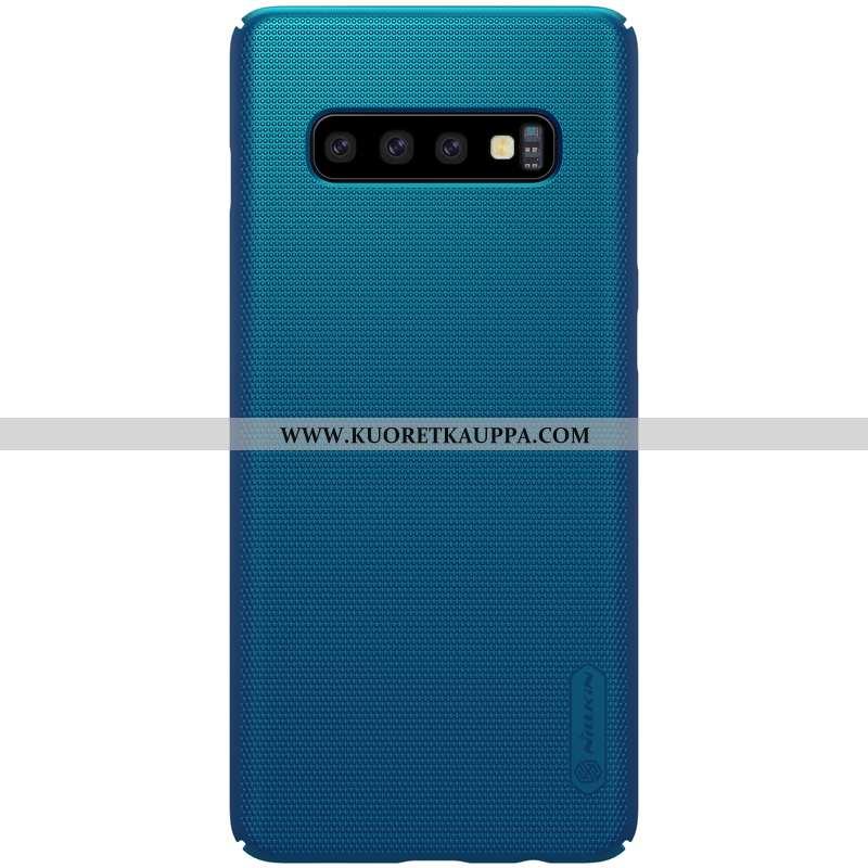 Kuori Samsung Galaxy S10+, Kuoret Samsung Galaxy S10+, Kotelo Samsung Galaxy S10+ Suojaus Pesty Sued
