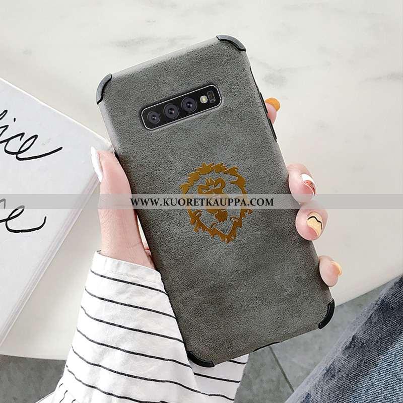 Kuori Samsung Galaxy S10+, Kuoret Samsung Galaxy S10+, Kotelo Samsung Galaxy S10+ Suojaus Uhkea Murt