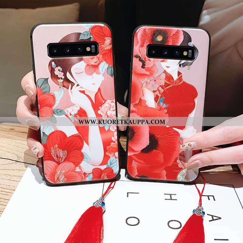 Kuori Samsung Galaxy S10, Kuoret Samsung Galaxy S10, Kotelo Samsung Galaxy S10 Vuosikerta Ultra Sili
