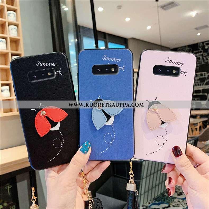 Kuori Samsung Galaxy S10e, Kuoret Samsung Galaxy S10e, Kotelo Samsung Galaxy S10e Pehmeä Neste Silik