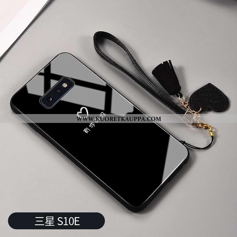 Kuori Samsung Galaxy S10e, Kuoret Samsung Galaxy S10e, Kotelo Samsung Galaxy S10e Silikoni Suojaus M