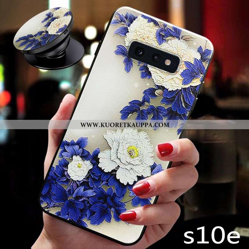 Kuori Samsung Galaxy S10e, Kuoret Samsung Galaxy S10e, Kotelo Samsung Galaxy S10e Silikoni Suojaus T