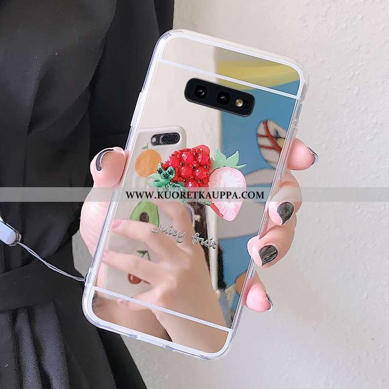 Kuori Samsung Galaxy S10e, Kuoret Samsung Galaxy S10e, Kotelo Samsung Galaxy S10e Suojaus Ripustetta