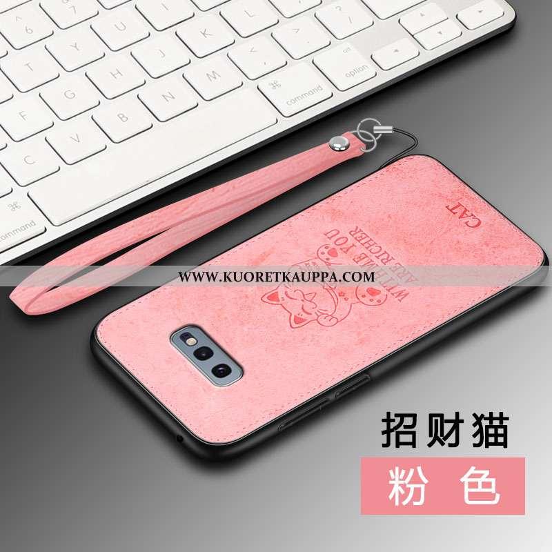 Kuori Samsung Galaxy S10e, Kuoret Samsung Galaxy S10e, Kotelo Samsung Galaxy S10e Valo Silikoni Jauh