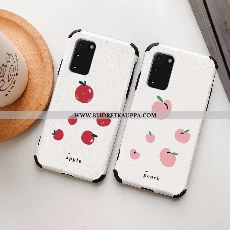 Kuori Samsung Galaxy S20, Kuoret Samsung Galaxy S20, Kotelo Samsung Galaxy S20 Kukkakuvio Silikoni P