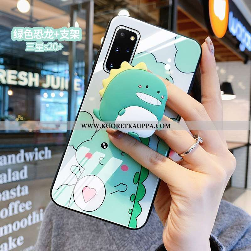 Kuori Samsung Galaxy S20+, Kuoret Samsung Galaxy S20+, Kotelo Samsung Galaxy S20+ Sarjakuva Ihana Pe