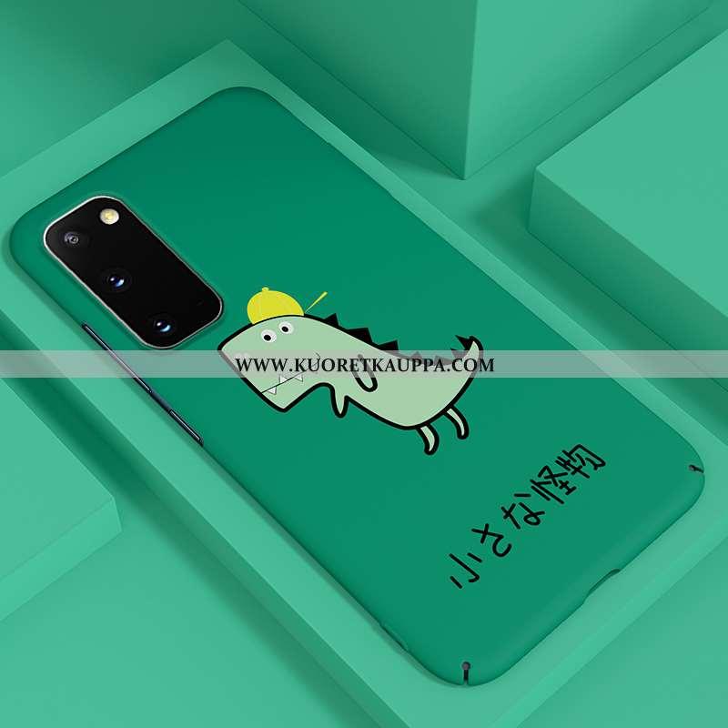 Kuori Samsung Galaxy S20, Kuoret Samsung Galaxy S20, Kotelo Samsung Galaxy S20 Sarjakuva Suuntaus Tä