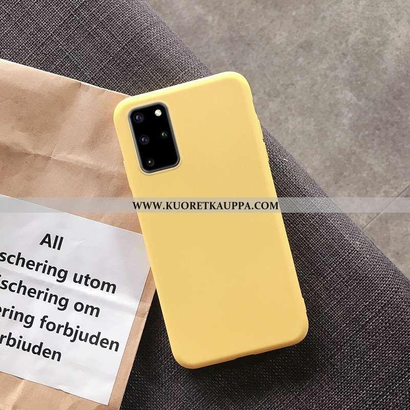 Kuori Samsung Galaxy S20+, Kuoret Samsung Galaxy S20+, Kotelo Samsung Galaxy S20+ Silikoni Suojaus Y
