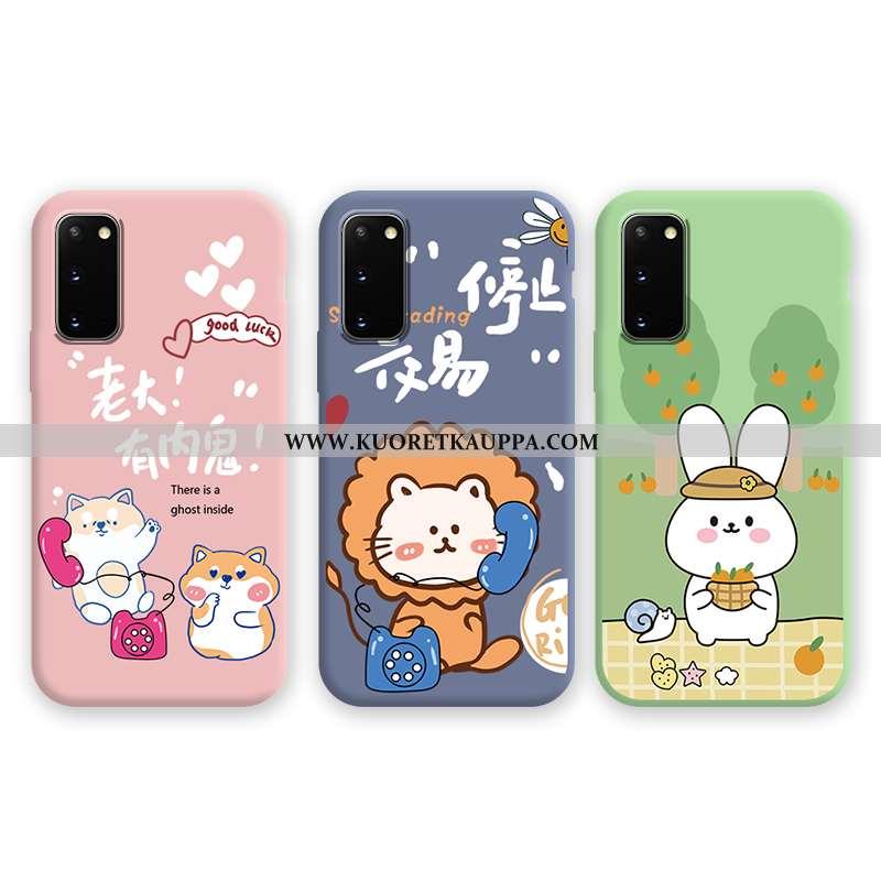 Kuori Samsung Galaxy S20, Kuoret Samsung Galaxy S20, Kotelo Samsung Galaxy S20 Suojaus Persoonallisu