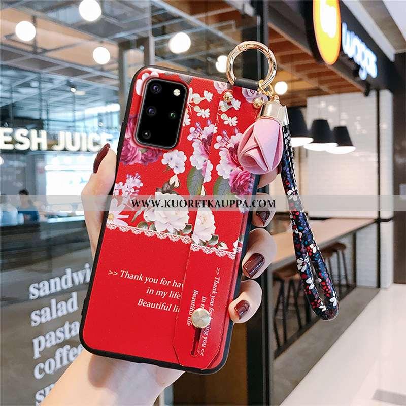 Kuori Samsung Galaxy S20+, Kuoret Samsung Galaxy S20+, Kotelo Samsung Galaxy S20+ Suojaus Pesty Sued