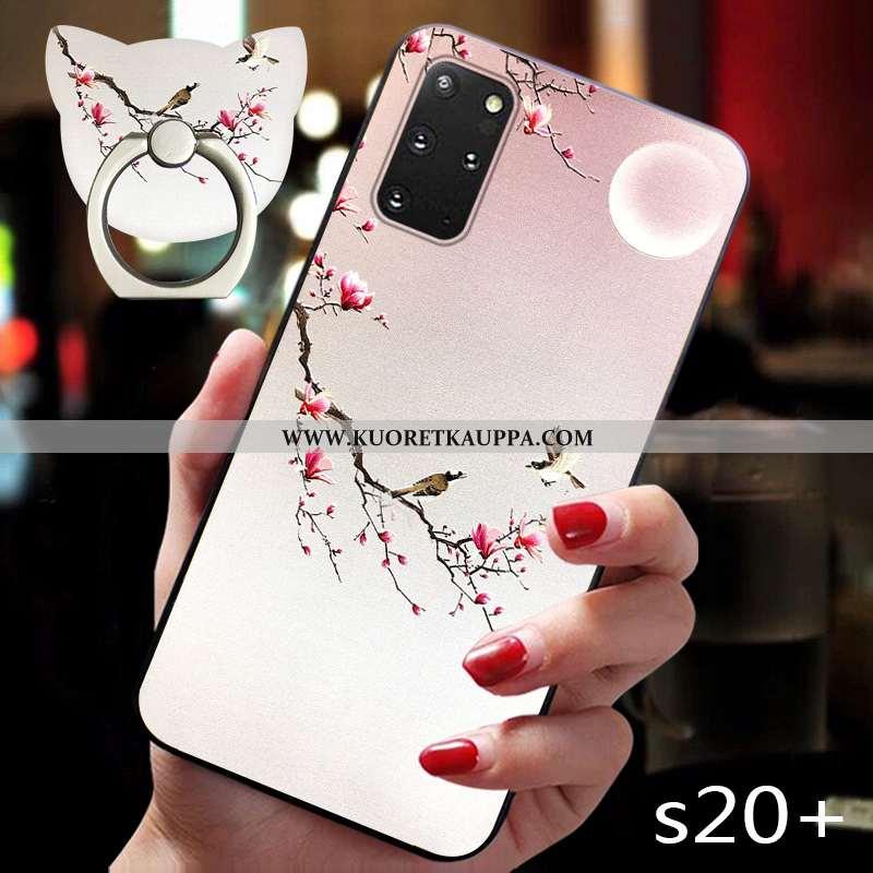 Kuori Samsung Galaxy S20+, Kuoret Samsung Galaxy S20+, Kotelo Samsung Galaxy S20+ Suuntaus Pehmeä Ne