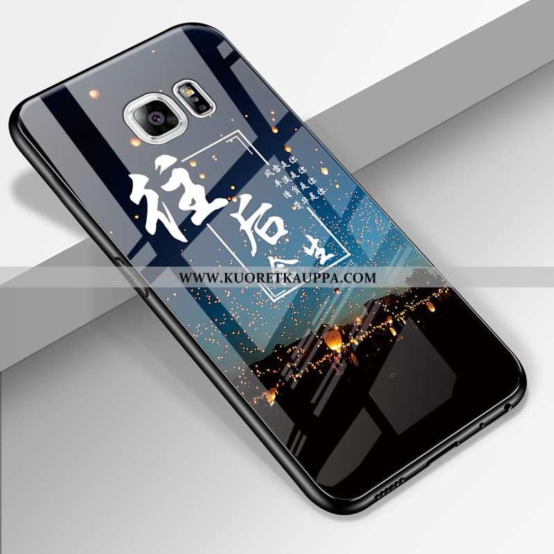 Kuori Samsung Galaxy S6 Edge, Kuoret Samsung Galaxy S6 Edge, Kotelo Samsung Galaxy S6 Edge Pehmeä Ne