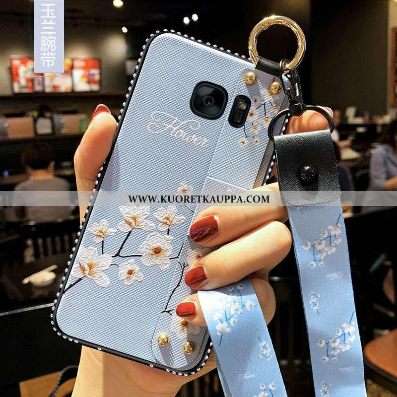 Kuori Samsung Galaxy S6 Edge, Kuoret Samsung Galaxy S6 Edge, Kotelo Samsung Galaxy S6 Edge Ripustett